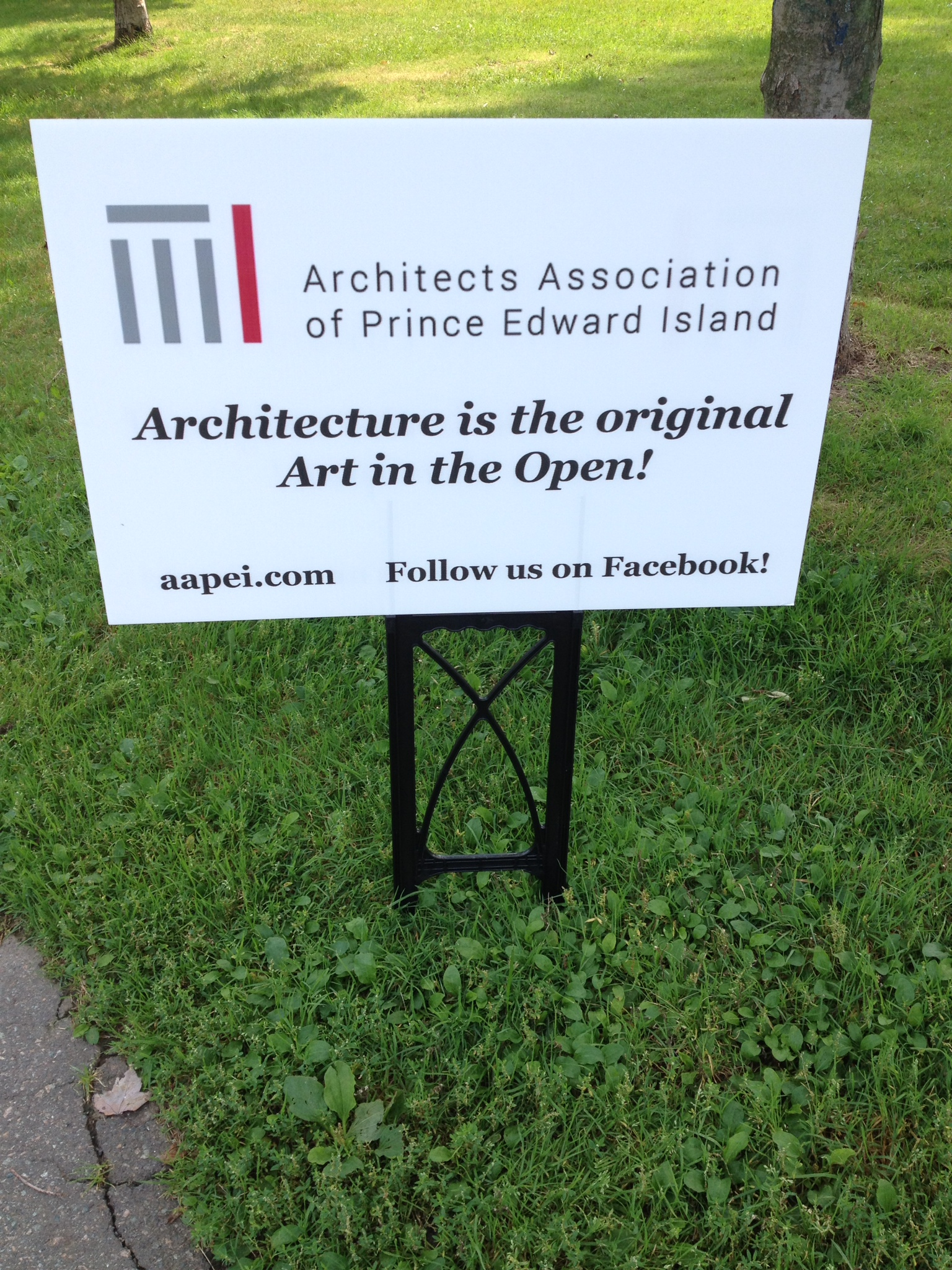 Art in the Open 2015 - Architects Association of Prince